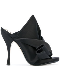 abstract bow high-heels Nº21