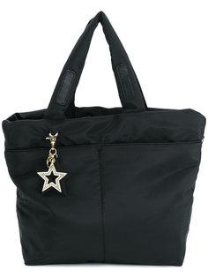 сумка-тоут с подвеской-звездой See By Chloé