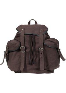 Рюкзак (темно-коричневый) Bonprix