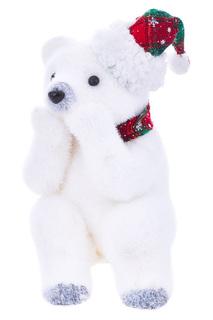 """Скульптура """"Снежный мишка"""" DUE ESSE CHRISTMAS"""