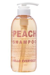 Шампунь для волос 500 мл HELLO EVERYBODY