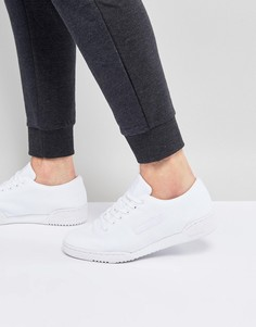 Белые кроссовки Reebok Workout BS9108 - Белый