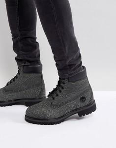Премиум-ботинки Timberland Classic Helcor 6 дюймов - Серый