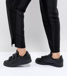 Женские черные кроссовки adidas Originals Stan Smith Comfort - Черный