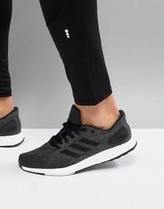 Кроссовки adidas Running PureBoost DPR BB6291 - Черный