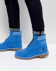 Премиум-ботинки высотой 6 дюймов Timberland Iconic - Синий