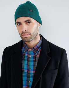 Зеленая шапка-бини PS Paul Smith - Зеленый