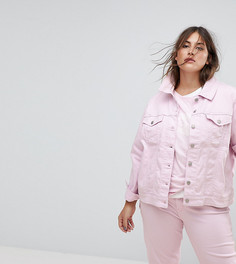 Куртка Levis Plus - Розовый