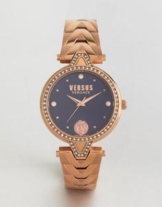 eb60de91ae63 Наручные часы цвета розового золота Versus Versace SPCI38 - Золотой