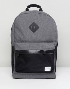 Черно-серый рюкзак Spiral - Серый