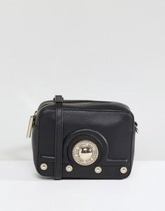 Сумка для фотоаппарата Versace Jeans - Черный