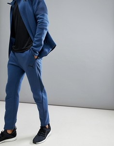 Синие джоггеры Puma Running Evostripe Move 59492450 - Синий
