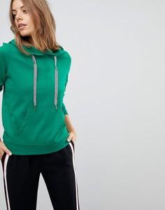 Худи Vero Moda Colour Pop - Зеленый
