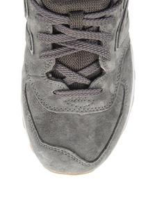 Светло-серые замшевые кроссовки №574 New Balance