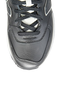 Черные кожаные кроссовки №574 New Balance