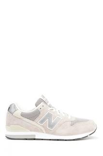 Бежевые кроссовки из замши №996 New Balance
