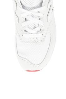 Бежевые замшевые кроссовки №574 New Balance