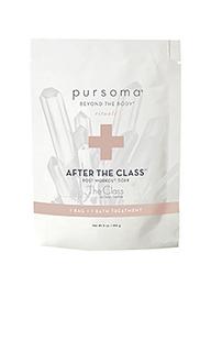 Соль для ванн after the class bath - Pursoma