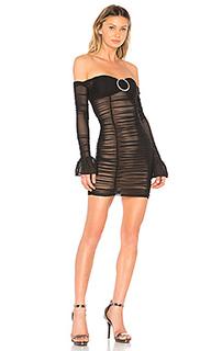 Мини-платье с длинными рукавами 11:30 - X by NBD