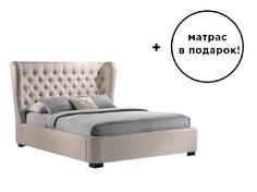 """Кровать """"Manchester"""" + матрас в подарок! My Furnish"""