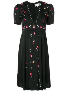 короткое платье Saturn Temperley London
