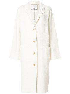 приталенное однобортное пальто  3.1 Phillip Lim