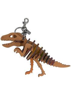 брелок в виде динозавра Coach