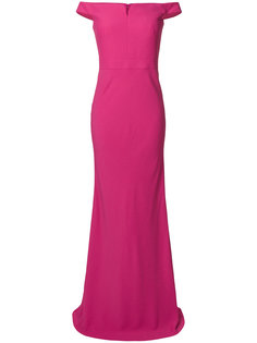 вечернее платье  Alexander McQueen