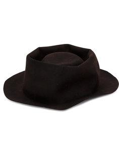 шляпа с плоской тульей Horisaki Design & Handel