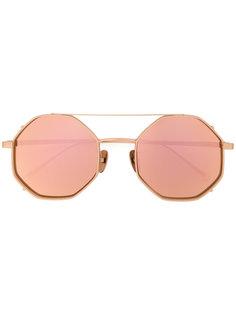 солнцезащитные очки в стиле оверсайз Maska