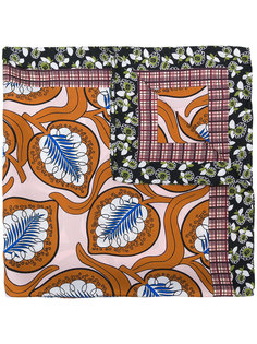 платок с принтом Marni