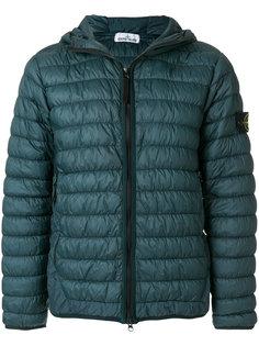 zipped padded jacket Stone Island