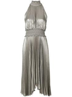 плиссированное платье  A.L.C.
