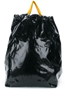 рюкзак с контрастными шнурками Maison Margiela