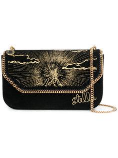 Falabella embroidered shoulder bag Stella McCartney