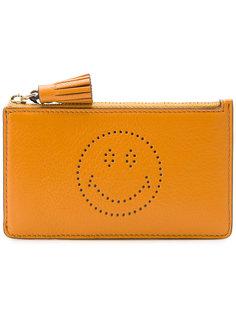 кошелек для ключей Smiley Anya Hindmarch