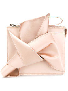abstract bow clutch bag Nº21