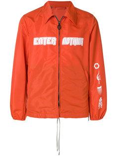 куртка Enter Nothing Lanvin