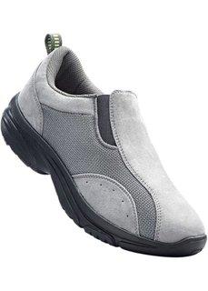 Удобные туфли (светло-серый/серый) Bonprix