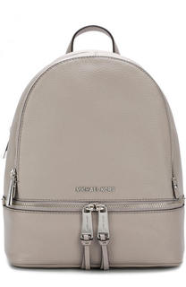 Кожаный рюкзак Rhea Zip Small MICHAEL Michael Kors