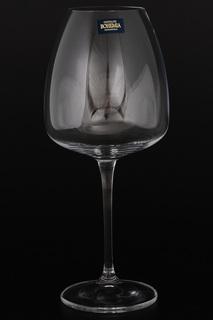 Бокалы для вина 610 мл, 6 шт. Crystalite Bohemia