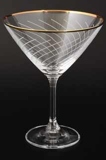 Набор креманок для мартини Crystalite Bohemia