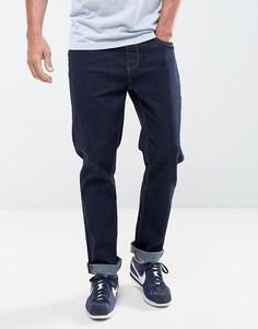 Облегающие джинсы цвета индиго LDN DNM - Синий