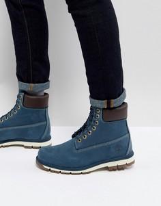 Ботинки высотой 6 дюймов из нубука Timberland Radford Lite - Синий