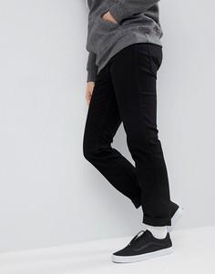 Черные узкие джинсы Levis Line 8 - Черный