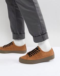 Светло-коричневые кроссовки HUF Hupper 2 Lo - Рыжий