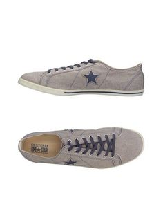 Низкие кеды и кроссовки Converse ONE Star