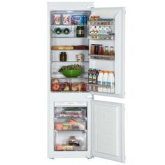 Встраиваемый холодильник комби Hansa