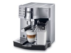 Кофеварка DeLonghi EC 850.M Metal