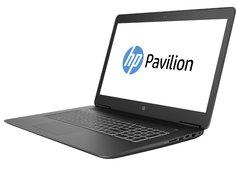 Ноутбук HP Pavilion Gaming 17-ab319ur 2PQ55EA (Intel Core i7-7700HQ 2.8 GHz/8192Mb/1000Gb + 128Gb SSD/DVD-RW/nVidia GeForce GTX 1050Ti 4096Mb/Wi-Fi/Bluetooth/Cam/17.3/1920x1080/Windows 10 64-bit)
